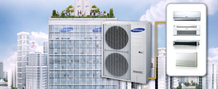 Климатическая техника samsung